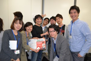 WestBooster2012winter_gumi国光氏との1枚